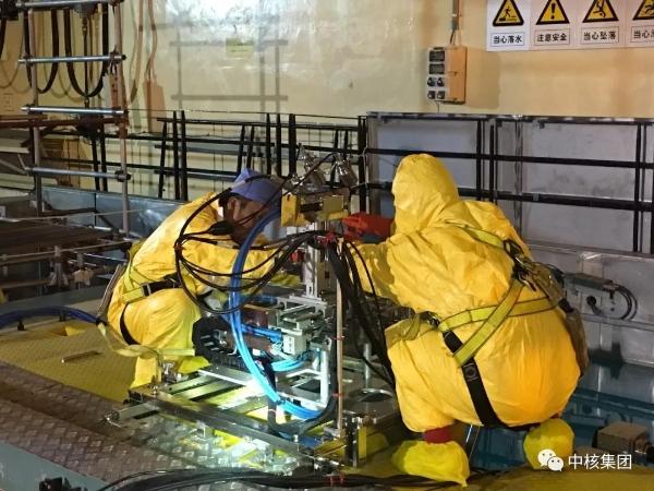 核电迎来最强中国芯 我国首个大型先进商用压水堆燃料组件研制成功(图2)